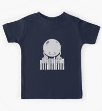 moon the music time Kids Tee
