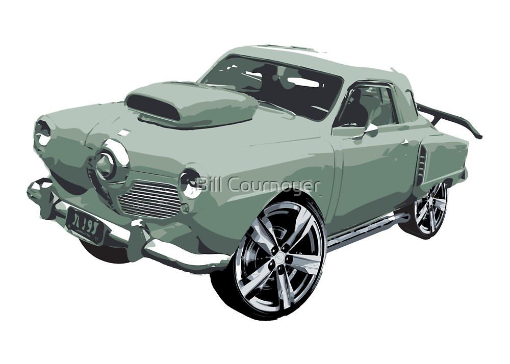Studebaker by Bill Cournoyer