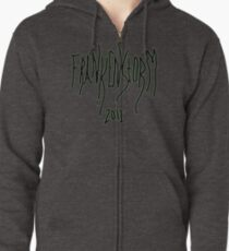 I Survived the Frankenstorm of 2012 Zipped Hoodie