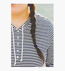 braid. Photographic Print