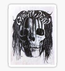Grateful Dead- Grateful Dreads T-shirt Sticker