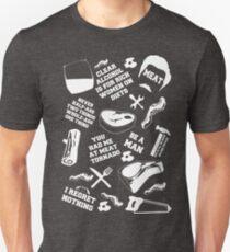 Ron Swanson Fanboy/Fangirl T-Shirt