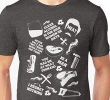 Ron Swanson Fanboy/Fangirl Unisex T-Shirt