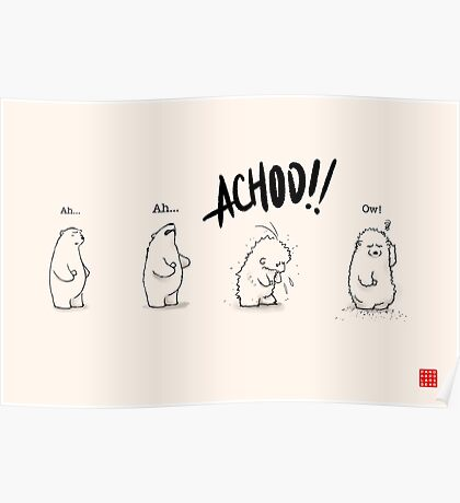Achoo!! Poster