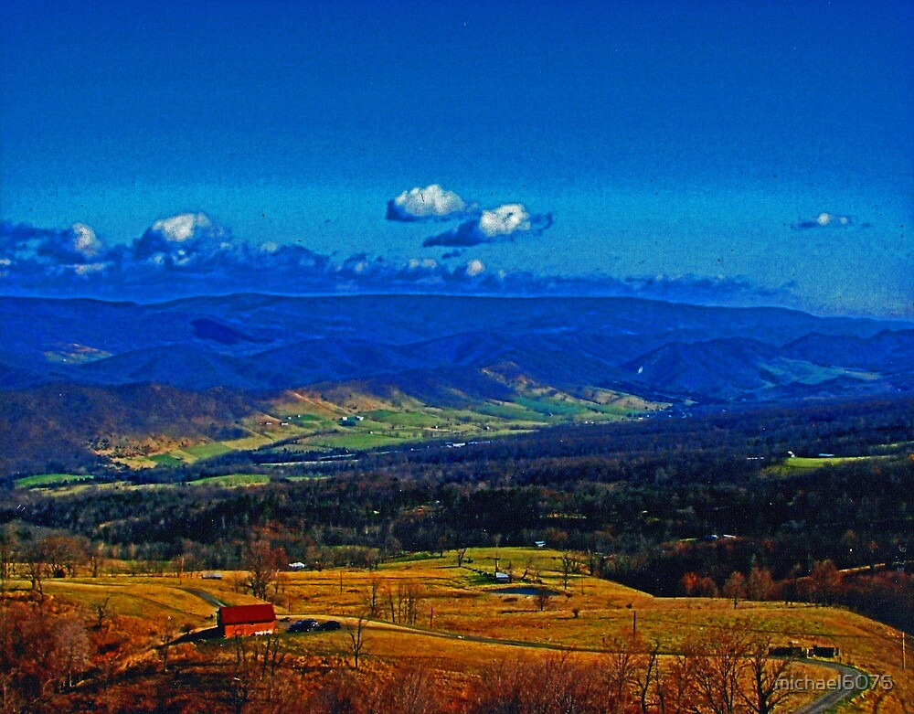 Germany Valley, West Virginia by michael6076