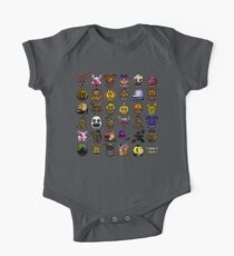 Multiple characters (New set) - Five Nights at Freddy's - Pixel art  Kids Clothes