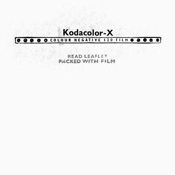 Kodacolor-X (Read leaflet) by BKSPicture