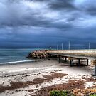 Approaching Weather by Rod Wilkinson