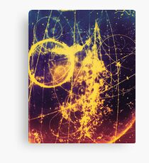Bubble Chamber Canvas Print