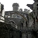 Conwy Castle  North Wales UK by tunna