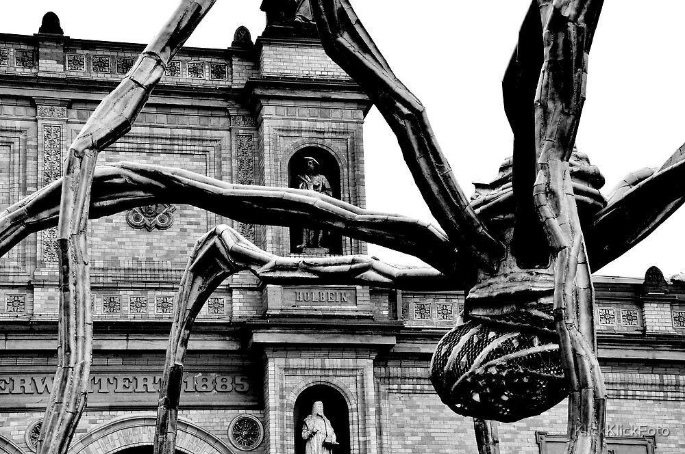 Spider Art by Domenic Herberz