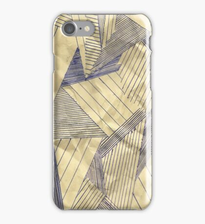 The lost Stripes iPhone Case/Skin