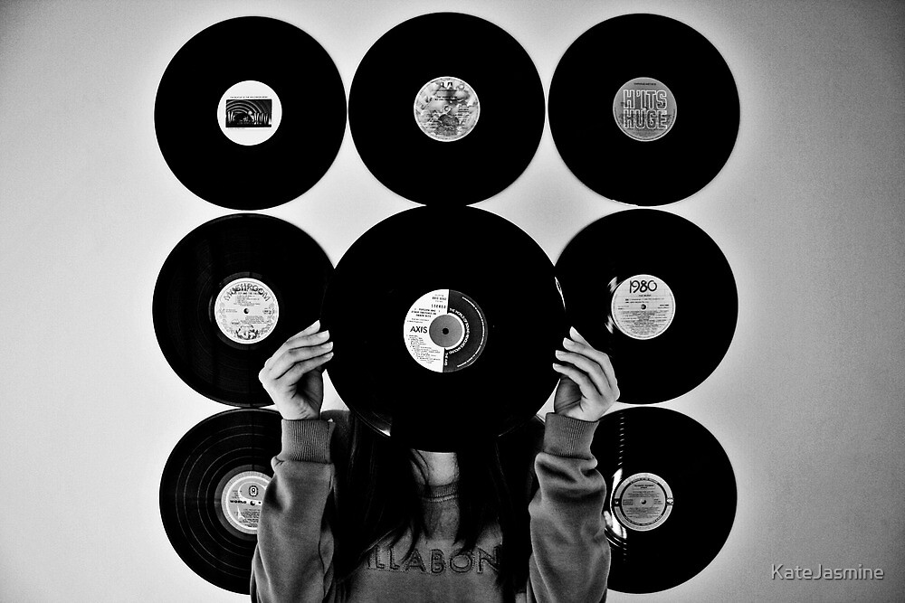 Put The Record On by KateJasmine