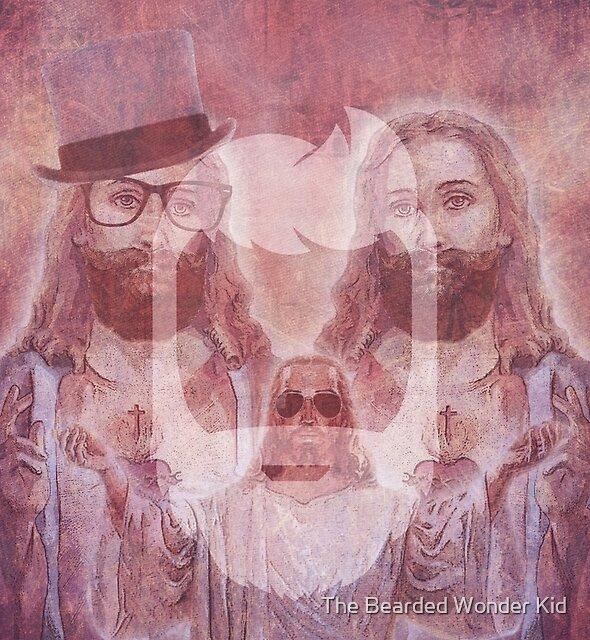 Because Jesus.. by The Bearded Wonder Kid