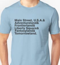 The Kingdom's Lands T-Shirt