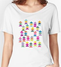 Lost in a Forest Women's Relaxed Fit T-Shirt