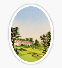 The Olympic Club 18Th Hole Sticker