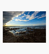 Sunsets & Storms Photographic Print