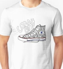 Carry On Sneaker shirt Unisex T-Shirt