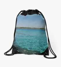 Clarity  Drawstring Bag