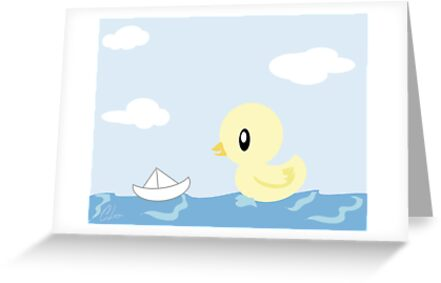 Cute Duck by AnimePlusYuma