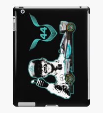 Lewis Hamilton, 2015 Formula 1 F1 drivers World Champion (B) iPad Case/Skin