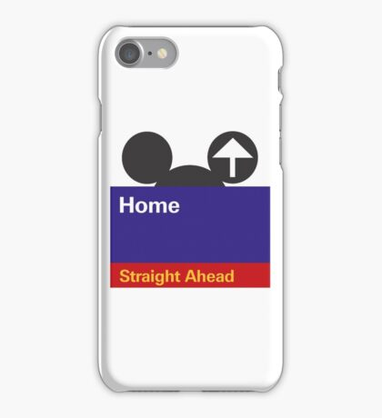 Goin' Home iPhone Case/Skin
