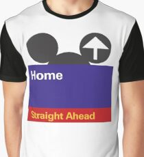Goin' Home Graphic T-Shirt
