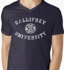 Gallifrey University Men's V-Neck T-Shirt