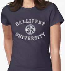 Gallifrey University Women's Fitted T-Shirt