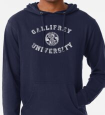 Gallifrey University Lightweight Hoodie