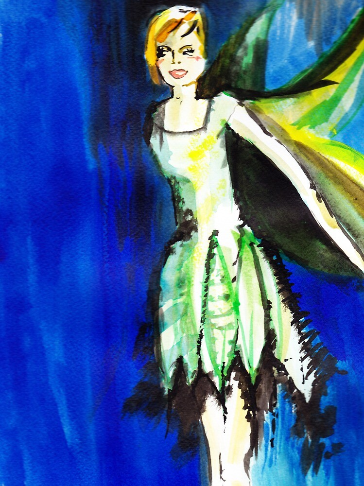 Tinkerbella by Caroline Lips