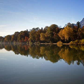 Autumn in Salzburg by RobynCarter