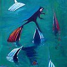 The Boat Skipper by Nicholas  Beckett