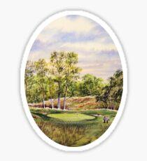Merion Golf Course Sticker