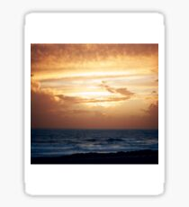 Rest Bay Sunset Sticker