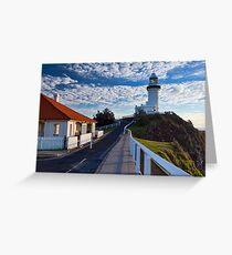 Byron Bay Lighthouse Greeting Card