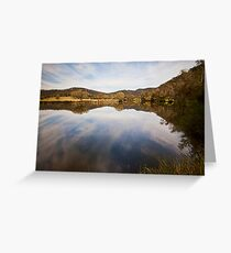 Bedlam Creek, NSW Greeting Card