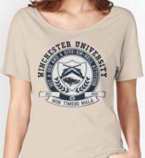 Winchester U Women's Relaxed Fit T-Shirt
