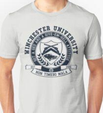 Winchester U Unisex T-Shirt