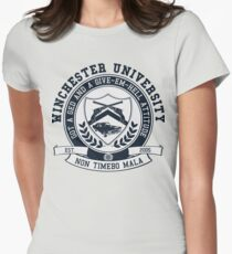 Winchester U Women's Fitted T-Shirt