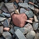 A Heart of Stone by James Stevens