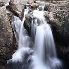 Glen Nevis Falls by James Stevens