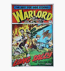 Warlord - Long Sally  Photographic Print