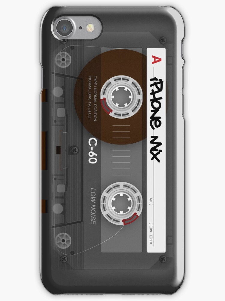 Audio Cassette Tape by abinning