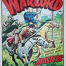 Warlord - Masters of the Mongols by James Stevens