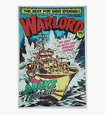 Warlord - Drake Photographic Print