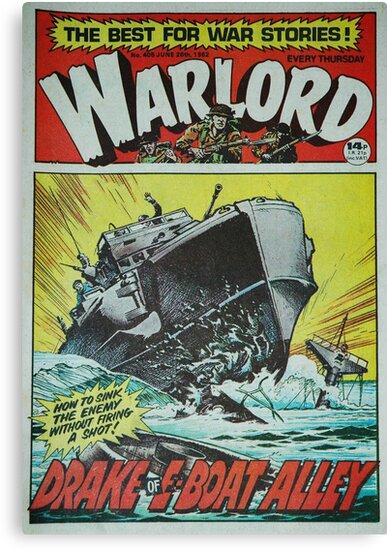 Warlord - Drake 2 by James Stevens