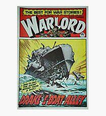 Warlord - Drake 2 Photographic Print