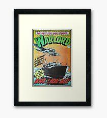 Warlord - Drake 3 Framed Print